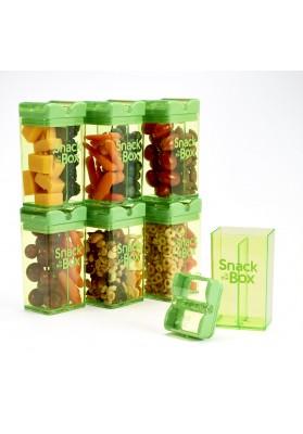 Recipient pentru snackuri cu 2 departamente Snack in the Box