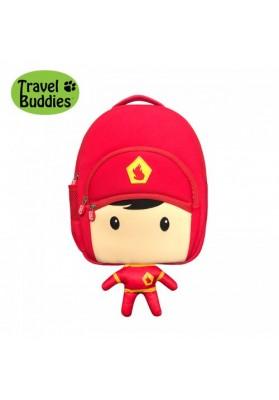 Rucsac Pompierul erou, Travel Buddies