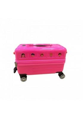 Troler Autobuz scolar roz, Travel Buddies