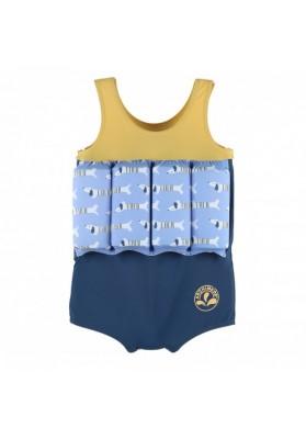 Costum de inot flotabil Caine (marime -1 an)