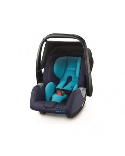Scaun Auto pentru Copii Recaro Privia Evo Xenon Blue