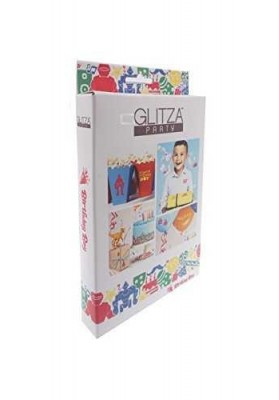 Set tatuaje Birthday Boy GLITZA PARTY GL7210