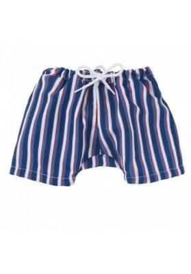 Boxeri cu dubla protectie MARIN BLUE (9-12 luni)