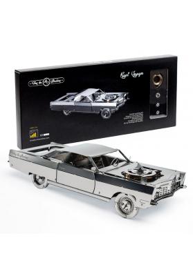Kit Puzzle Mecanic 3D, Metal, TimeForMachine, Model Royal Voyager