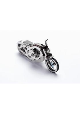 Kit Puzzle Mecanic 3D, Metal, TimeForMachine, Model Chrome Rider