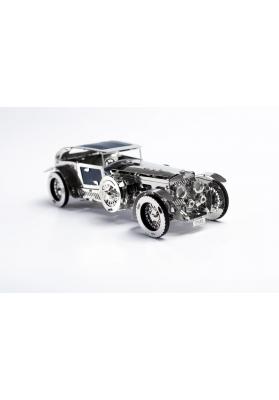 Kit Puzzle Mecanic 3D, Metal, TimeForMachine, Model Roadsterul de lux