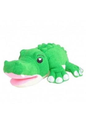 Jucarie de plus pentru baita Soap Sox Crocodile