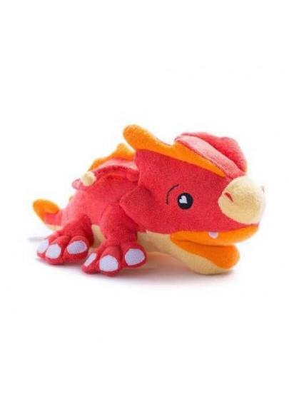 Jucarie de plus pentru baita Dragonul Scorch Soap Sox