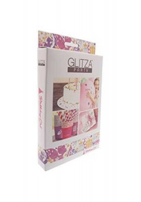 Set tatuaje Birthday Girl GLITZA PARTY GL7211