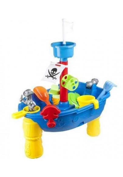 Masuta de joaca pentru apa si nisip Corabia Piratilor, Knorr