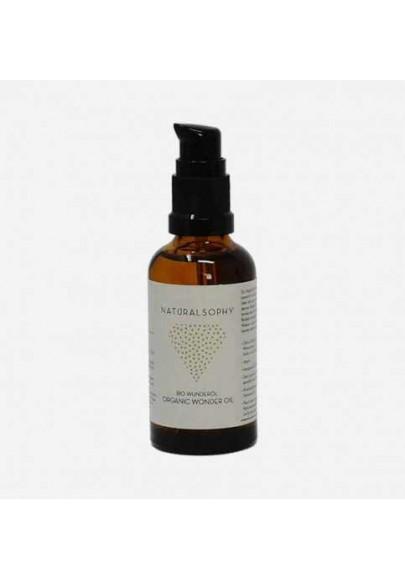 Naturalsophy Ulei Organic Wonder, 50 ml